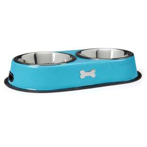 bowl blue 3599