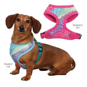 Harness Confetti Print pink or Blue ZA 2955
