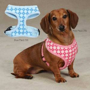 Harness Prep Scholl Blue and Pink ZA5121