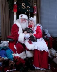 SantaMrs.Claus & Oreo22010